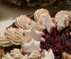 Mupfel´s Zimtstern Torte