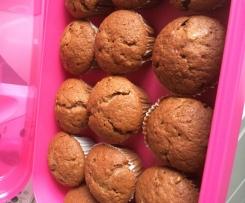 Leichte Joghurt-Muffins