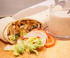 Joghurt-Schmand-Soße für Döner/Dürum