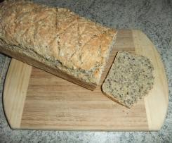 Brot Freistil - Was die Vorratsschränke hergeben! Trau Dich!!!