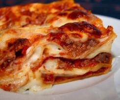 Lasagne al forno - di Mamma