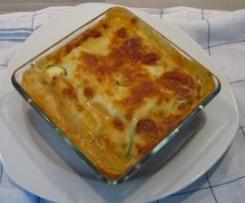 Tuna - Cannelloni
