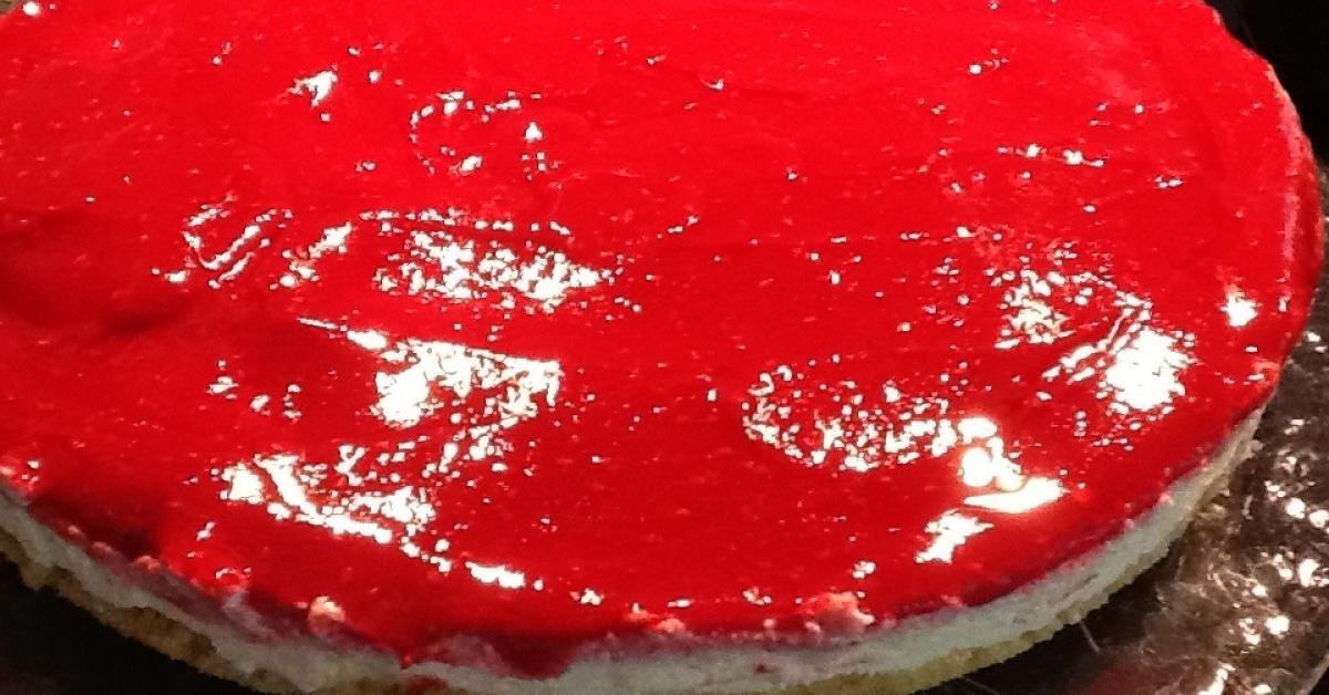 Beeren Frischkase Kuchen Von Marmelada Ein Thermomix Rezept Aus