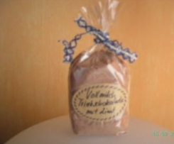 Trinkschokoladenpulver