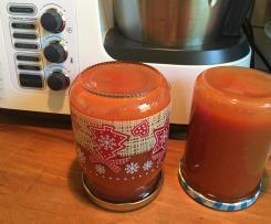 Erdbeer-Mango Marmelade