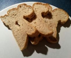 Glutenfreies Brot Mix Hell/ Dunkel