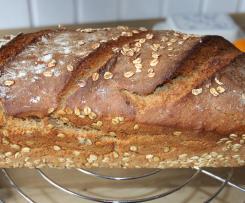 Dinkel- Roggen- Brot