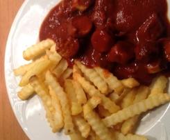 "Currywurst Ruhrgebiet ""feurig"""