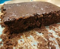 Super Saftiger Schoko-Zuccini-Kuchen
