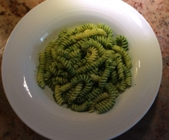 Brunnenkresse Pesto