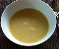 Variation von Feurige Curry-Bananen-Suppe