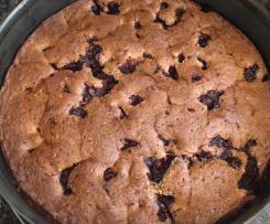 Sauerkirschenkuchen von der Oma