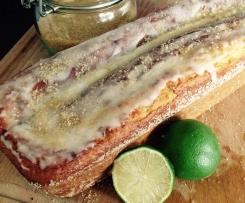 Herber Limetten-Kuchen - Caipirinha-Cake (ohne Alkohol)