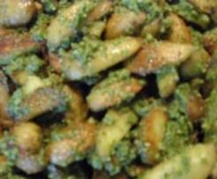Cremige Pesto-Kartoffeln