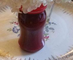 Heidelbeer-Schokoladen-Aufstrich