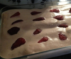 Erdbeer-tiramisú