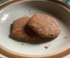 Low Carb Linsen-Schoko-Cookie