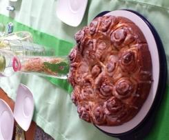 Zimtschnecken Kuchen