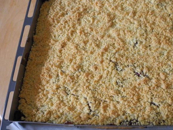 Kirsch Streuselkuchen Wie Vom Backer Von Kochmaus68 Ein Thermomix