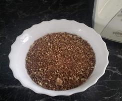 Schokoladenverwertung, Kakaopulver