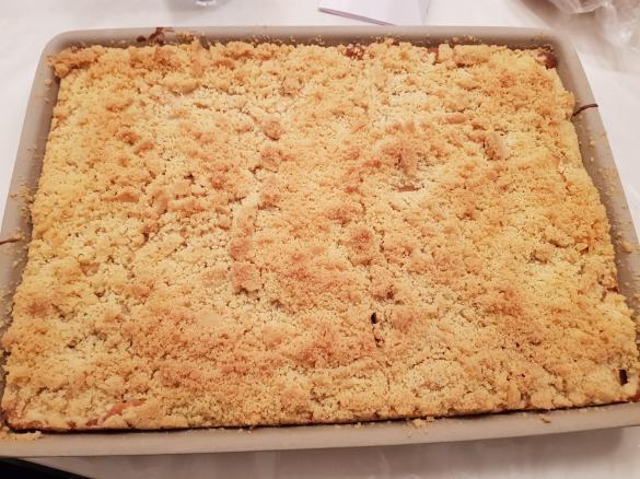 Apfel Streusel Kuchen Nach Oma Helga Von Looli86 Ein Thermomix