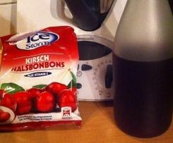 Kirsch Hals- Bonbon Likör