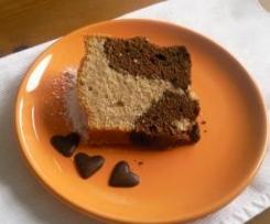 Marmorkuchen  (eine Variante )