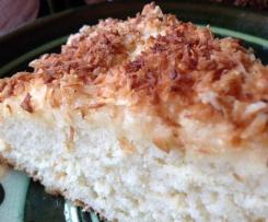 Oma Eva´s Buttermilchkuchen mit Kokosdecke:)