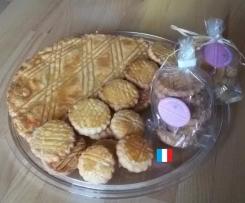 Kekse Kuchen aus Frankreich Broyer du poitou