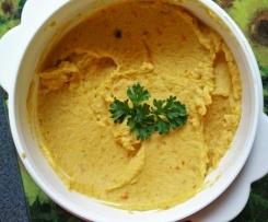 Kürbis-Kichererbs Hummus