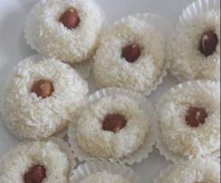 Lokum (Türkische Süßigkeit)