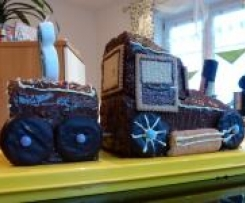 Schokoladenkuchen - sehr lecker
