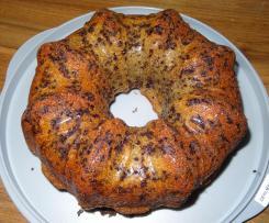 Variation Rotwein-Schokoladen-Kuchen - super lecker