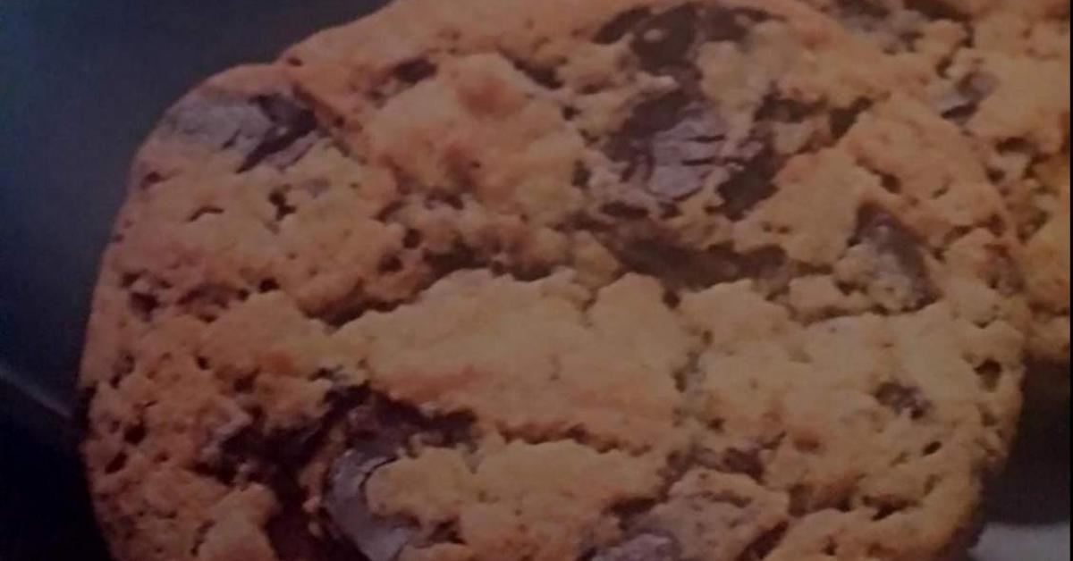 Cookies mit Schokostückchen von MichelleÜ. Ein Thermomix ® Rezept ...