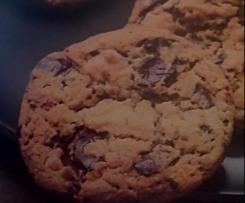 Cookies mit Schokostückchen
