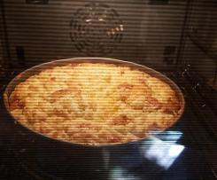 Variation Apfelkuchen schnell & lecker