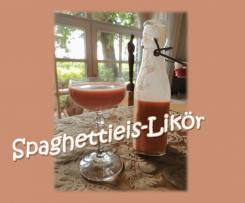Spaghettieis-Likör