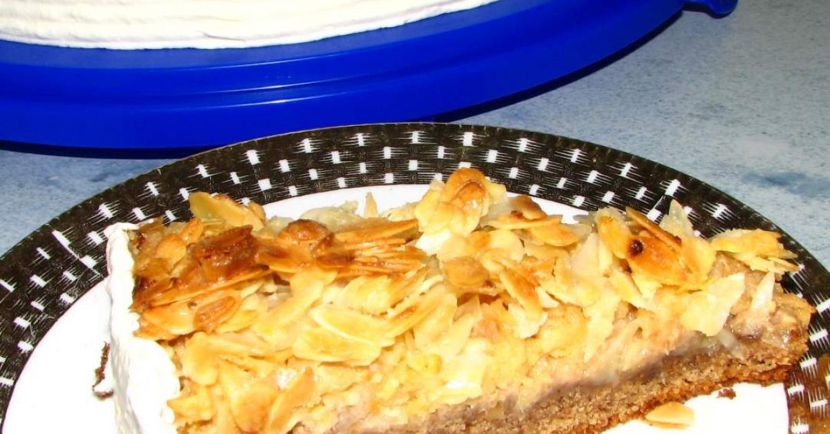 Apfelschokoladenkuchen Ratzfatz Apfelkuchen 28cm Von Christiane1962