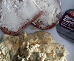 Kräuter -Käse -Omelett