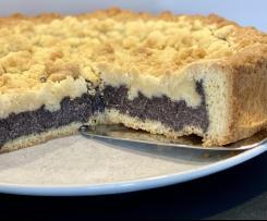 Mohnkuchen nach Omas Art