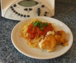 schnelle Tomatensoße zum Variieren
