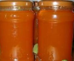 Variation von Herbstliche Kürbismarmelade
