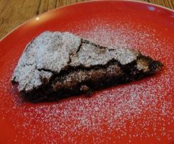 Blitz-Schokoladentorte glutenfrei