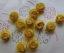 süsse Blätterteig Rosen bzw Schnecken,Fingerfood