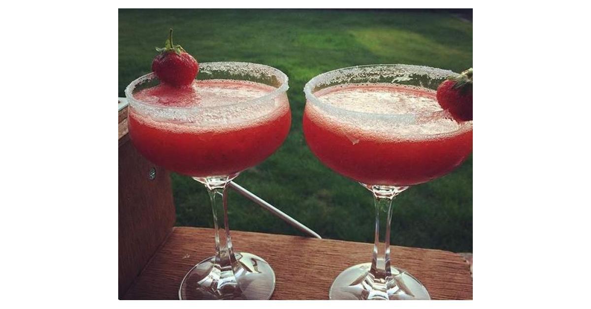 erdbeer daiquiri strawberry daiquiri von franziny ein