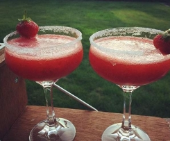 Erdbeer Daiquiri / Strawberry Daiquiri