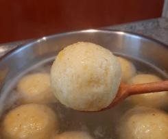 Kartoffelknödel aus Bayern
