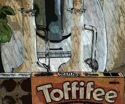 Toffifee-Likör ohne Ei