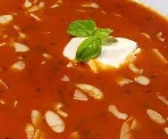 Variation von Tomaten-Kokos-Suppe aus den Finessen 4/2014