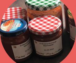 Erdbeeren-Kumquat Marmelade